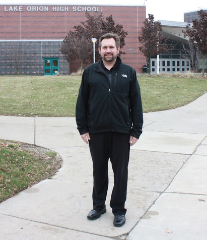 Wes Goodman Executive Dir of  Operations at Lake Orion Oublic School